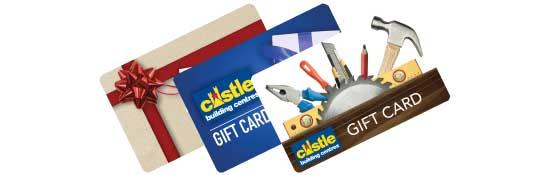 Castle Gift Card Program